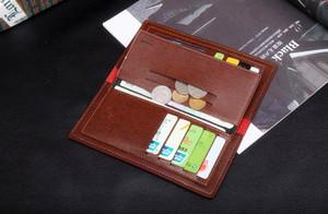 职场商务男性如何选择男士真皮钱夹——广州真皮男士钱夹生产厂家